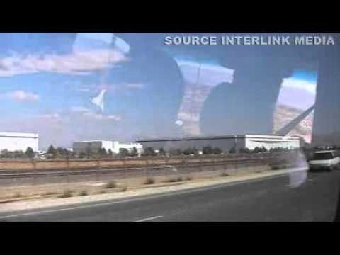 Area 51 Road Trip: Lockheed Martin Skunkworks Video