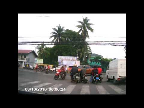 Pasig Heavy Traffic