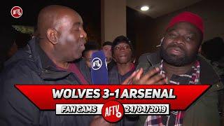 Wolves 3-1 Arsenal | Unai Emery Got His Tactics Wrong AGAIN!! (Kelechi)