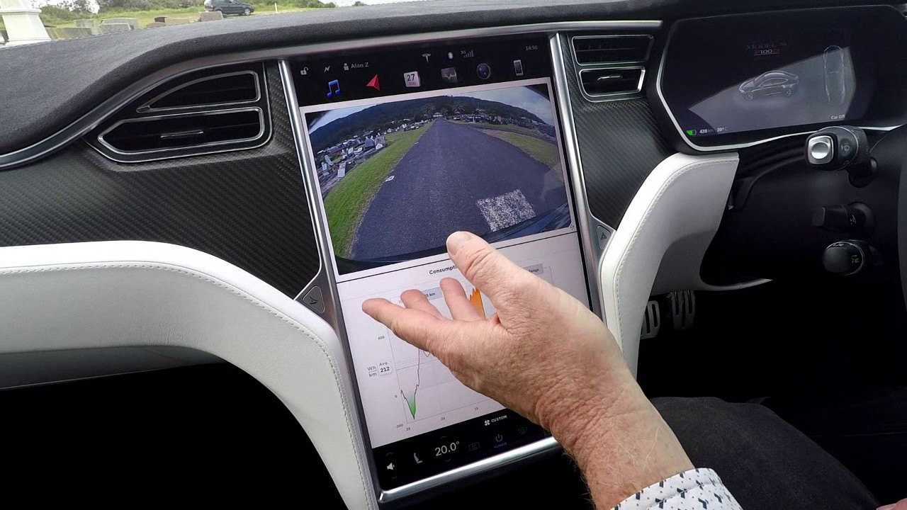 HOW TO FIND LUDICROUS MODE in a Tesla Model S