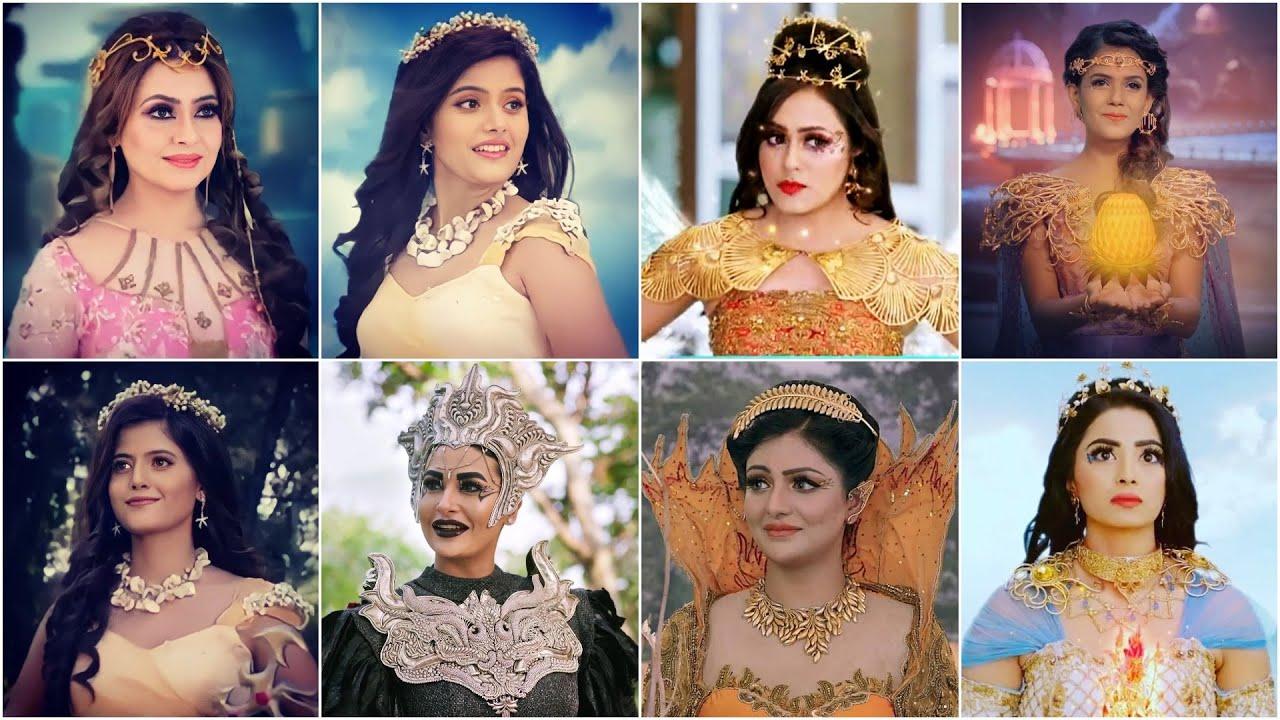 Download Most Beautiful Female Magical Characters of Baalveer Returns | Anahita Bhoosan | Pavitra Punia