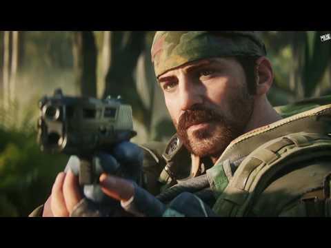 Все сюжетные ролики Call of Duty: Black Ops 4 + Секретная сцена