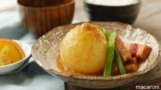 じっくりことこと♪まるごと玉ねぎの味噌バター煮 thumbnail