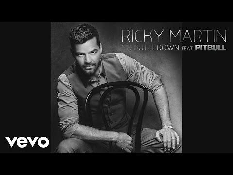 Ricky Martin - Mr. Put It Down (Cover Audio) ft. Pitbull
