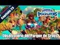 Skylanders Imaginators - Capítulo 23 : DLC Observatorio del Parque de Grifos | Zhakey