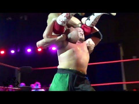 [Free Match] Samoa Joe vs. Chris Dickinson | Beyond Wrestling #TheRealThing (WWE Raw Smackdown NXT)
