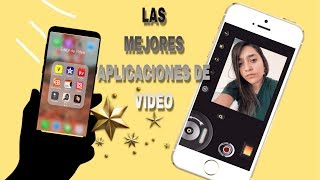 Las mejores apps de video aesthetic, tumblr, VHS, retro/ Any Barajas