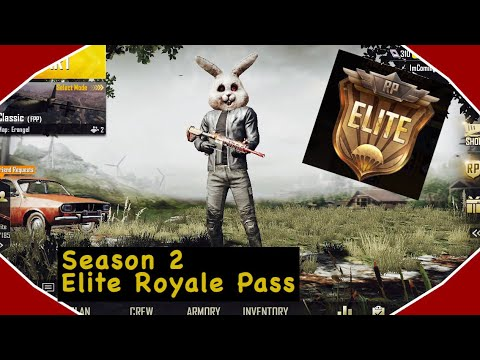 I bought the Season 2 Elite Royal Pass | Crate opening | PUBG Mobile