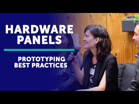 Women in Hardware Panel: Prototyping Best Practices