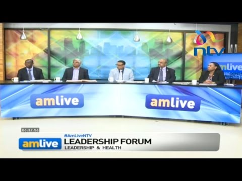Apollo Hospital Delhi's team of doctors featured on Kenya's National News Channel