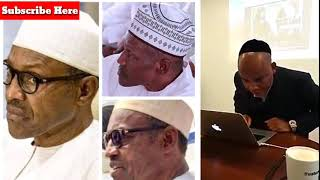Live Speech: Nnamdi kanu Uncovered Impostors Jubrin Buhari that meet trump- (Getty Pictures)