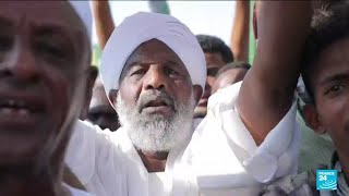 Sudanese army takes power in coup, two years after the fall of Bashir. • FRANCE 24 English
