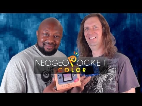 NEO GEO Pocket Color Collecting