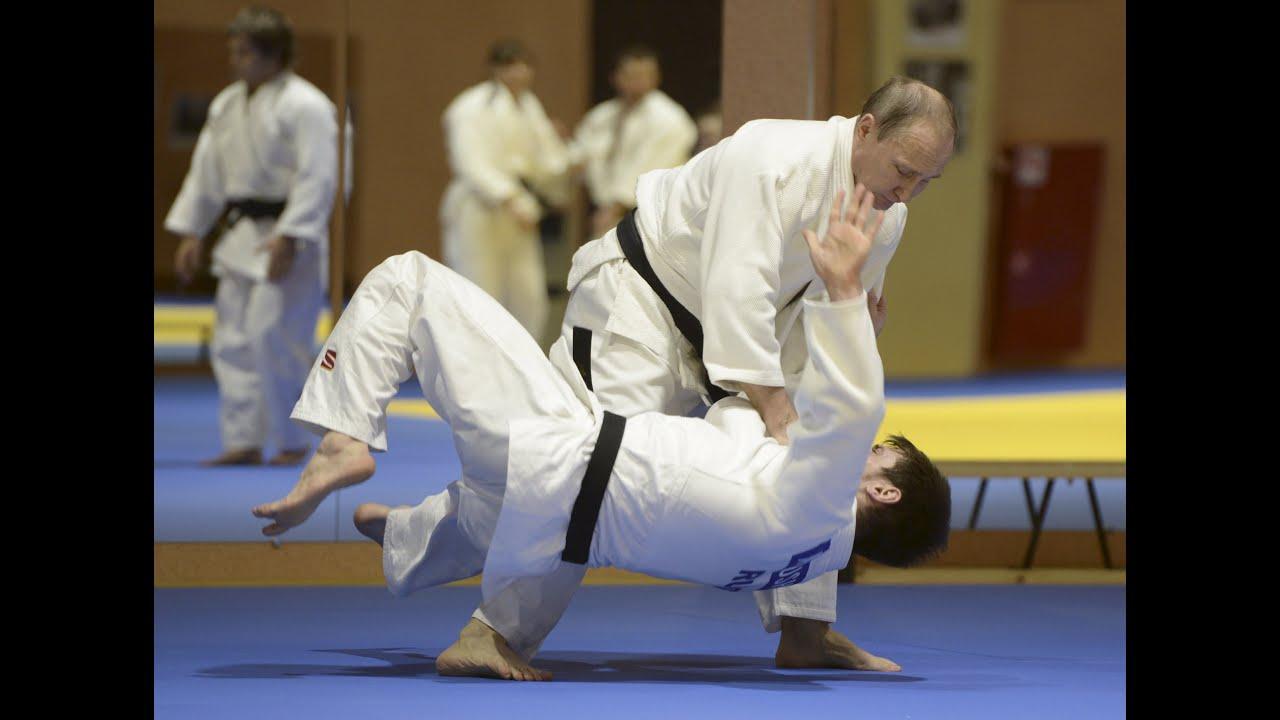 Putin A Fake Master Of Martial Arts