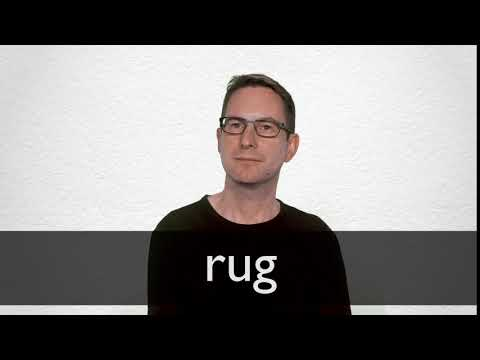 Rug Definition And Meaning Collins