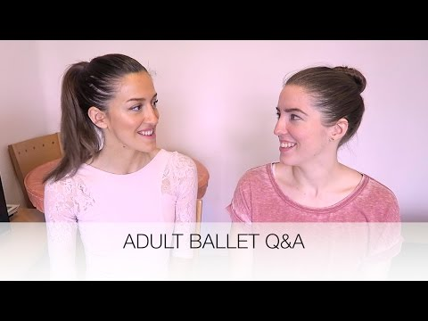 ADULT BALLET Q&A with Deborah (My Ballet Love) | natalie danza