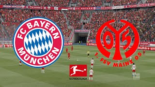 ... business as usual?, well you would hope so with bayern munich they face mainz!...