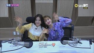 OH MY GIRL, THE RADIO SHOW [THE SHOW 180918]