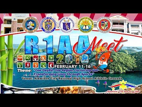 R1AA Meet 2018 Basketball - Finals (Ilocos Sur vs Pangasinan II)