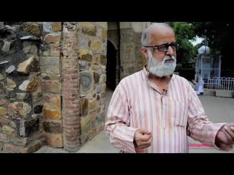 Built spaces: Qutb Complex with Sohail Hashmi