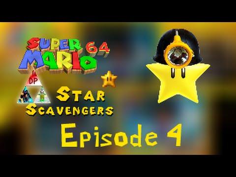 Super Mario 64 : Star Scavengers [TriForceVS] - Episode 4 (Finale)
