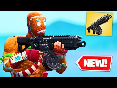 *new* DRUM SHOTGUN is INSANE