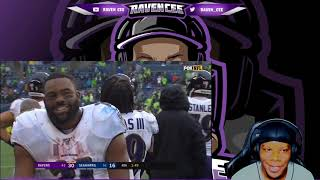 Ravens Vs Seattle Seahawks Reactions & Thoughts Week 7 NFL 2019