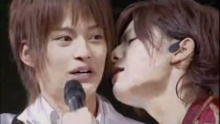 中山優馬 山田涼介 kiss me baby...山田