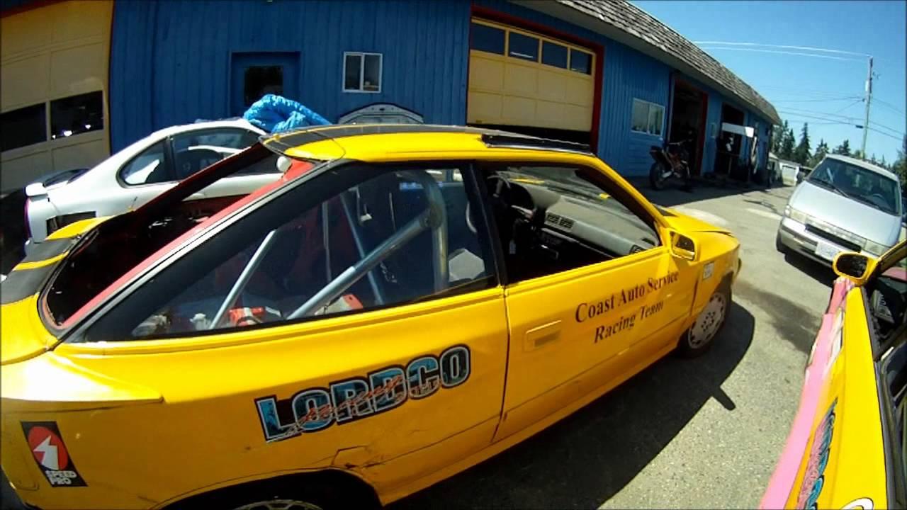 Hornet racecar for sale - 1988 Toyota Celica - YouTube