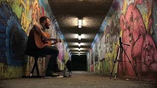 Sam Cooke - Somebody Have Mercy (Live cover by Ivan Hartle) | The Tunnel Takes