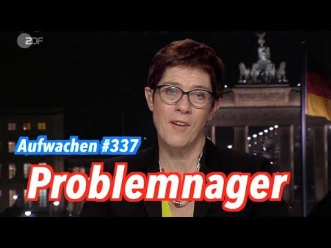 Aufwachen #337: Globalisten vs. Nationalisten, sPD, Treuhand & Jäger