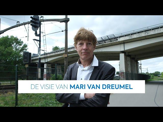 De visie van Mari van Dreumel (Ministerie van I&W) | Transitieteam Circulaire Bouweconomie