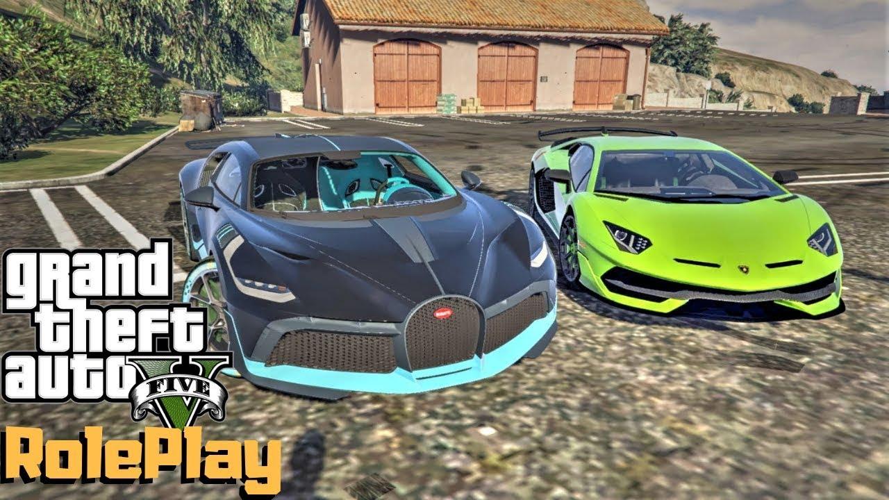 Bugatti Divo Vs Lamborghini Veneno Supercars Gallery