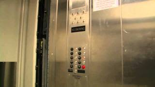 Fast Freight Elevator