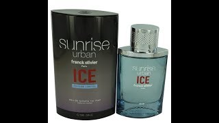 Review Franck Olivier Sunrise Urban Ice