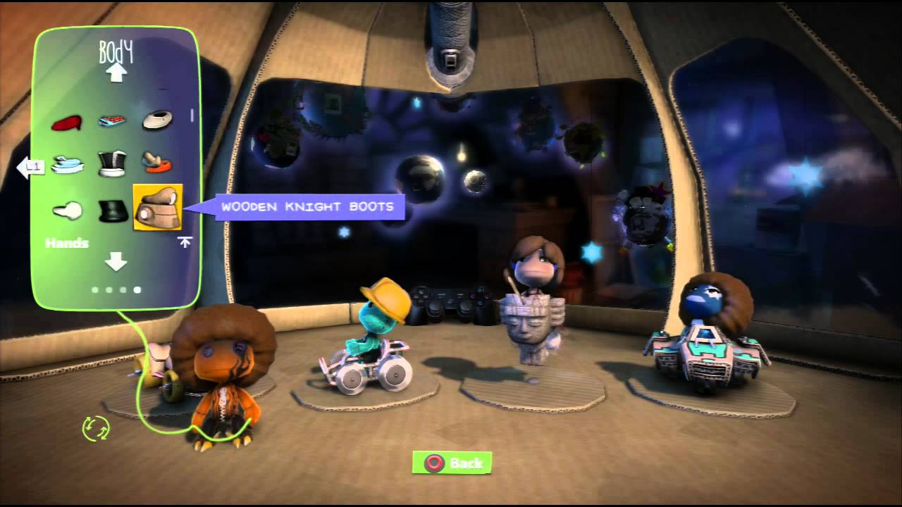 Beating Kids At Their Own Game Little Big Planet Karting Gameplay