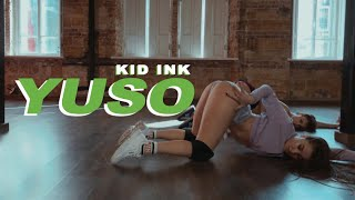 Kid Ink - YUSO ft. Lil Wayne, Saweetie | Twerk by Viktoria Boage | VELVET YOUNG