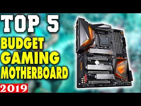 Top 5 - Best Budget Gaming Motherboard in 2019