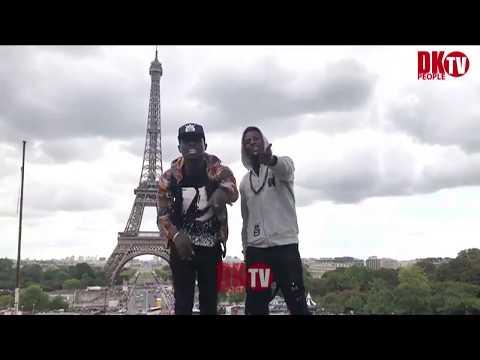 Ngaaka Blimd  A Paris
