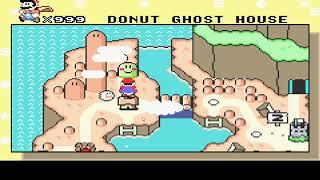 Super Mario World: Super Mario Advance 2 - GAME BREAKING Level Select Glitch