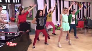 Violetta 3   I ragazzi cantano 'Euforia'   Episodio 7 HD