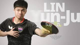 Lin Yun-Ju Super ZLC Blade (available with subtitles)