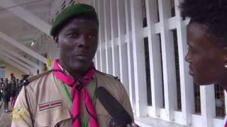 Het 10 Minuten Jeugd Journaal (Suriname / South-America) 27 juli 2016