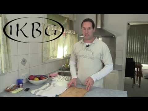 Bamboo Cutting Boards - The Best Way To Clean Them