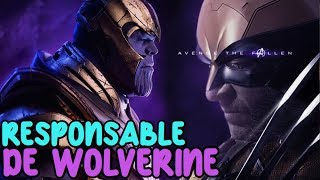 THANOS creo a WOLVERINE en AVENGERS ENDGAME|Los 4 FANTASTIC aparecen en SPIDER-MAN FAR FROM HOME