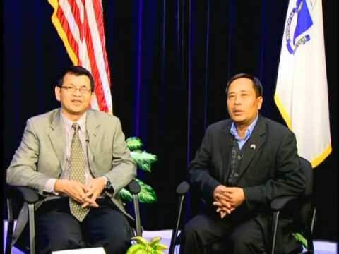Cambodia Town Lowell TV Show 01- 06- 2015