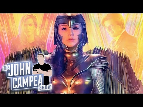 WB Moves Wonder Woman 84 To August: Reaffirms Commitment To Theaters - The John Campea Show