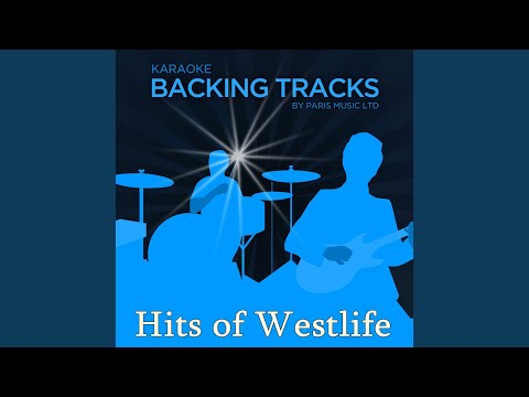 Somebody Needs You (Originally Performed By Westlife) (Karaoke Version)
