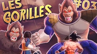 DRAGON BALL XENOVERSE 2 - FR | Episode 3 : Les Gorilles - Gameplay ( PS4 )