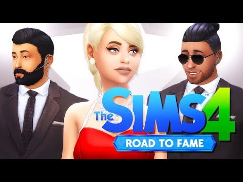 BODYGUARDS SPONSORSHIPS   MORE THE SIMS 4 // ROAD TO FAME